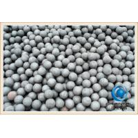 Buy cheap B3 Steel Grinding Media balls Cement Plant , Forged Grinding Steel Ball product