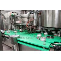 Quality Aseptic Aluminum Can Filling Machine Wine Beer Brewing Canning System for sale
