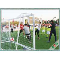 Buy cheap Professional 7 / 5 / 3 / 11 Man Aluminium Soccer Goal Long Lifetime from wholesalers
