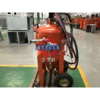 Buy cheap All In One Vacuum Blasting Equipment Corrosive Removal Wet Sandblasting product