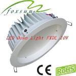 Buy cheap Bridgelux LED Downlight Light COB 10W-30W 85-265V product