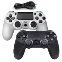 Buy cheap Hot wired controller for Playstation 4 usb wired gamepad for PlayStation 4 Black and White product