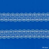 Buy cheap Charming  Polyester Jacquard lace trimming for Lingerie / Panties product