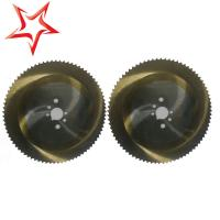 China Reciprocating Carbide High Speed Steel Circular Saw Blades For Stainless Steel on sale
