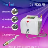 Buy cheap Fractional micro needle skin care machine forimi CW Pukse Modemax rf skin treatment Face Lift And infiniskin Tightening product