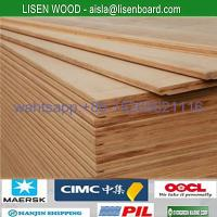 China Marine Container Plywood Flooring Boards, IICL Keruing/Apitong flooring for Containers on sale