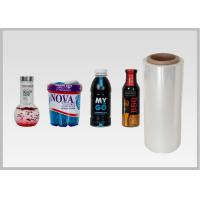 Buy cheap Customized Thickness PET Shrink Film With High - Impact Resistant product