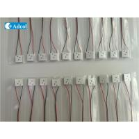 Buy cheap Mini TEC  Peltier Thermoelectric Modules With 3 Hole product