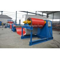 China High Efficiency Metal Plate Decoling Slitting Cutting Machine Line with fast speed on sale