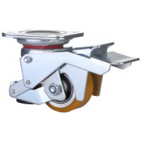 Buy cheap foot operated leveling casters product