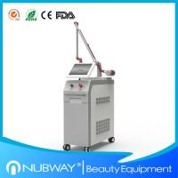 Buy cheap 1064/532nm Q-Switched ND: YAG Laser Tattoo Removal Machine Black Doll Skin Rejuvenation product