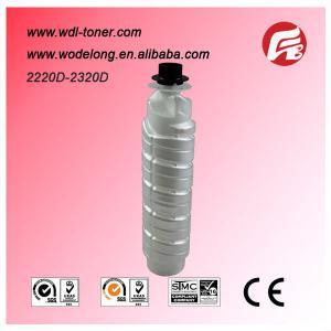 Buy cheap 2320d/2120d/2220d compatible copier toner for Ricoh aficio 1027 product