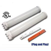 Buy cheap Outdoor Dimmable LED Tube Lights Replacement UL Certified 2G11 Base product