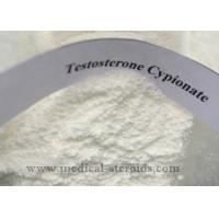 Buy cheap Bodybuilding Anabolic Steroids Testosterone Cypionate Test Cyp For Muscle Building product