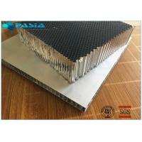 Buy cheap Light Weight Honeycomb Core Material Glue Bonded Aluminium Composite Sheet product