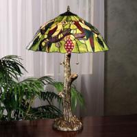 stained glass lamp quality antique stained glass lamp for sale. Black Bedroom Furniture Sets. Home Design Ideas