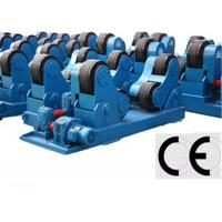 Buy cheap self - aligning pipe welding rotator conventional with double head turning rolls product