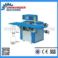 Buy cheap automatic handle bag making machine product
