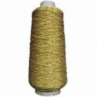 Buy cheap Metallic wound elastic cord, customized specifications are accepted, OEM and ODM orders are welcome product