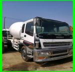 Buy cheap 2012 8m3 2hand Isuzu concrete mixer   Truck,Isuzu Concrete Mixer,China Concrete mound truck mixer product