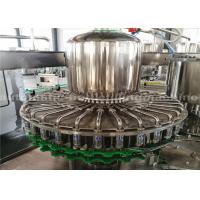 Buy cheap PET Bottle Washing Filling Capping Machine For Complete Juice Production Line product