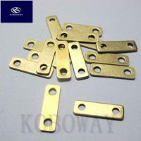 Buy cheap Lightweight Hardware Sheet Metal Stamping Parts High Corrosion Resistance product
