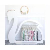 Buy cheap Swan Design Childrens Wooden Clothes Rack / Elegant Kids Clothes Rack Stand product