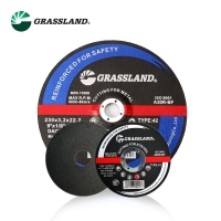 Buy cheap 4.5 In 115Mm Aluminum Oxide Abrasive Cut Off Wheel Grit 60 product