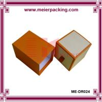 Buy cheap Pull out drawer styled watch box with customized logo printing ME-DR024 product