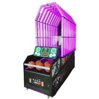China Star Mvp Basketball Shooting Game Machine Amusement Equipment For 1 - 2 Players on sale