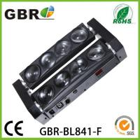 Buy cheap Stage Dj Effect Led Beam Moving Head Light 120 Watt 8pcs RGBW Four in one from Wholesalers