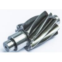 Buy cheap CNC Machining Stainless Steel Worm Gear Shaft Nonstandard High Precision product