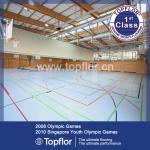 Buy cheap 2015 Hot Sale Top Quality Pvc/Vinyl Badminton Sports Flooring product