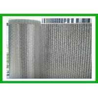 Buy cheap Eco Friendly Foof Silver Bubble Foil Insulation With Low Emittance Heat Blanket from Wholesalers