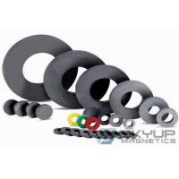 Buy cheap Ring  Ferrite magnets and Ceramic Magnets  made by professional factorty used in louder speakers product