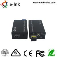 Buy cheap Mini HDMI Fiber Optic Extender with external stereo audio product