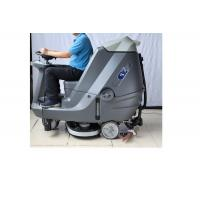 Buy cheap 180L Professional Ride On Floor Sweeper / Floor Cleaning Machine For Big Area from wholesalers