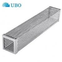 Buy cheap 6 Inches Round Stainless Steel square Smoker Tubes product