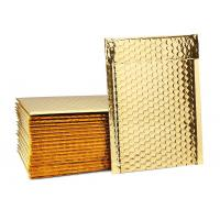 Buy cheap Moisture Proof Glamour Mailers Colorful 6x10 Metallic Bubble Mailers product