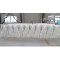 Buy cheap Standard Size FRP Auto Parts FRP Wheel Cowling ODM OEM Customized Color product