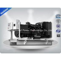 Buy cheap 500 KVA Perkins Engine Industrial Generator Set 3 Phase Open Type / Silent Type product