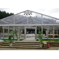 Buy cheap Windproof Wedding Marquee Luxury Party Tents / Clear Span Tent from wholesalers