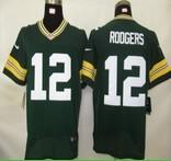 Buy cheap Nike Green Bay Packers 12 Rodgers Authentic Elite Jersey product