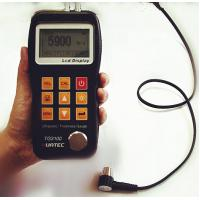 Scan mode 0.75 - 300mm Ultrasonic Thickness Gauge TG3100 for epoxies, glass