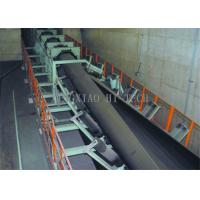 Buy cheap Industrial 4 - 30mm Thick Pipe Conveyor Belt Rubber Rolling Type / Hanging Type product