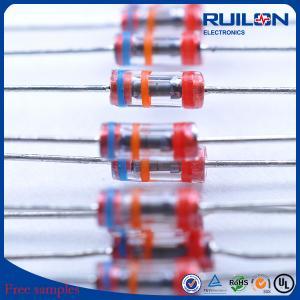 Buy cheap Ruilon RLS102 Series Glass Gas Discharge Tubes Surge arrester product