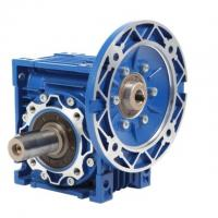 Buy cheap Professional Worm Gear Speed Reducer , Worm Wheel Gearbox 0.06-15KW Power product