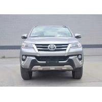 Buy cheap ABS Front Bumper Guard and Rear Guard TOYOTA Fortuner 2016 2017 New Spare Parts product