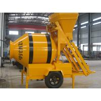 Buy cheap JZM350 portable electric concrete mixer China concrete mixer with high quality product