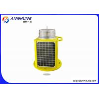 Buy cheap Corrosion Proof Solar Marine Lantern IALA Staneded Rotatory Switch On PCB Design product